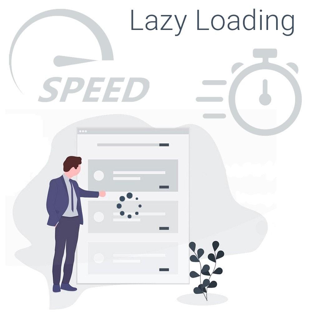 module - Desempenho do Site - Lazy Load Images - Page Speed Optimization - 1