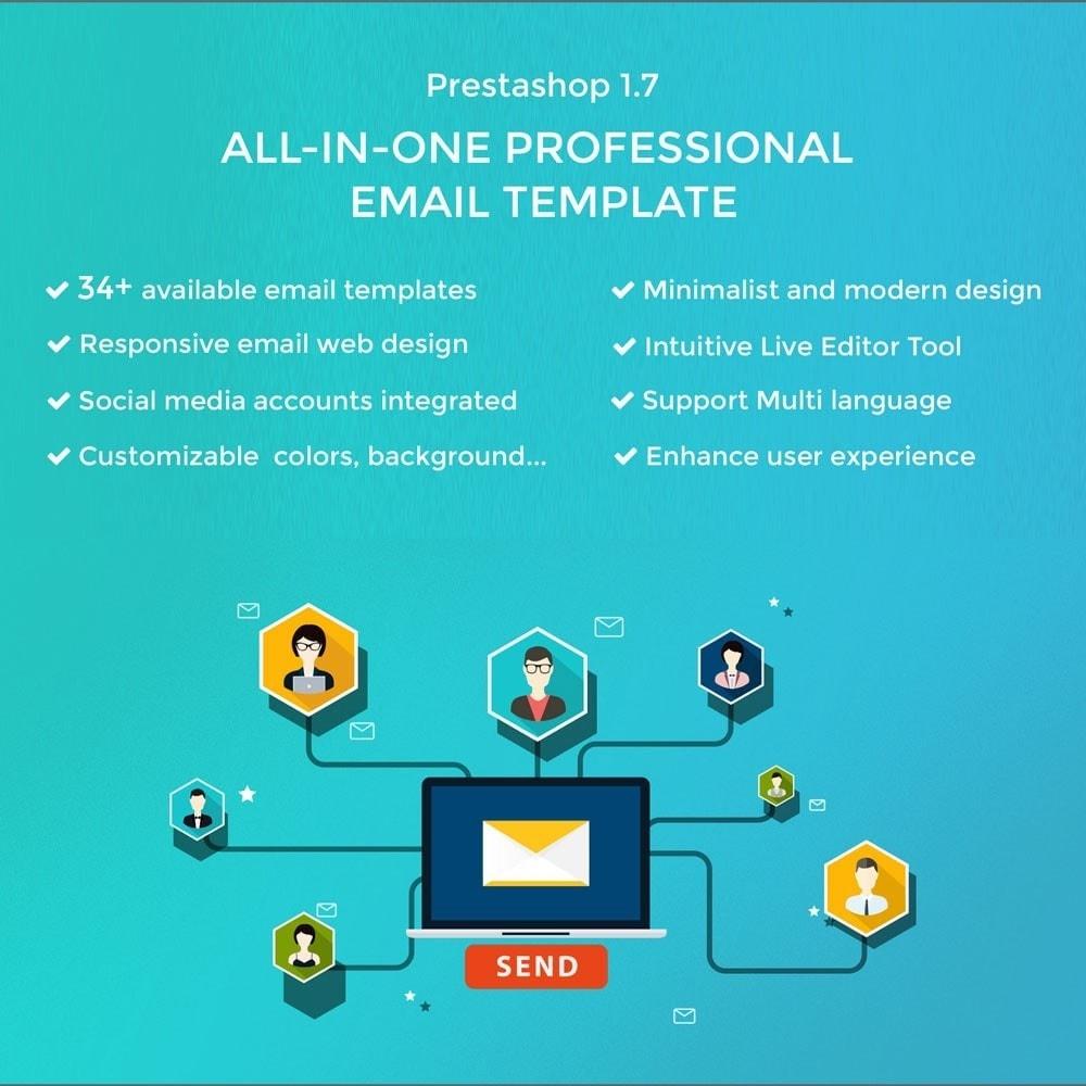 email - E-mailtemplates van PrestaShop - Kool - Premium Email Template - 1