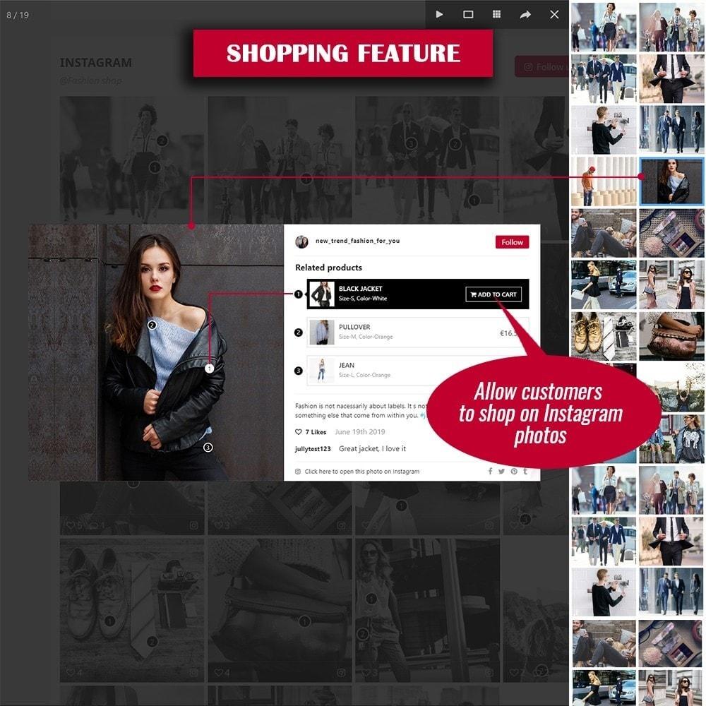 module - Sliders & Galerias - INS Shopping Slider - 4