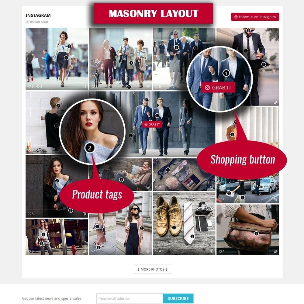 module - Sliders & Galerias - INS Shopping Slider - 5