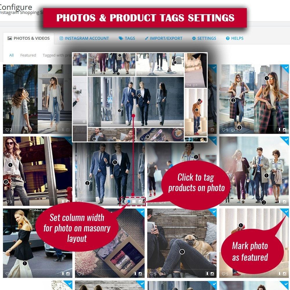 module - Sliders & Galerias - INS Shopping Slider - 12