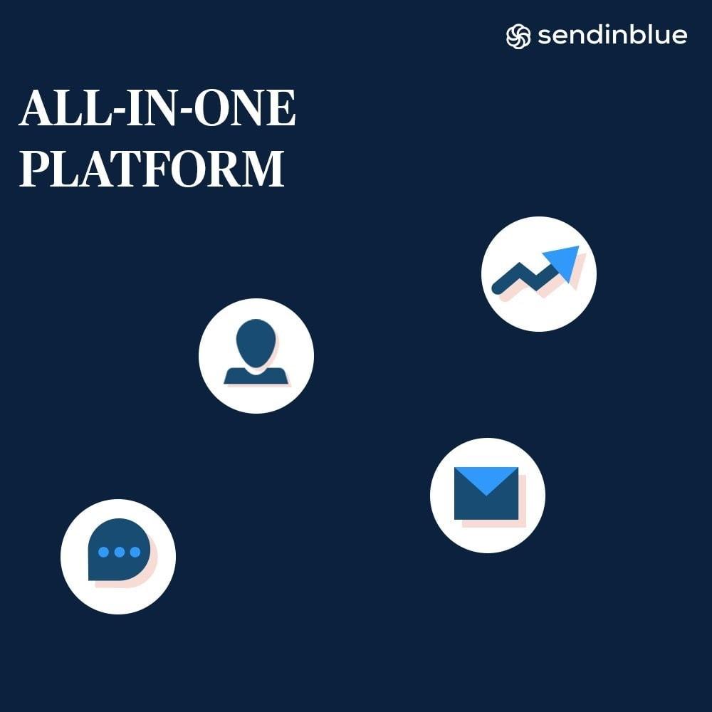 module - Newsletter & SMS - Sendinblue - All-in-one marketing tool - 2
