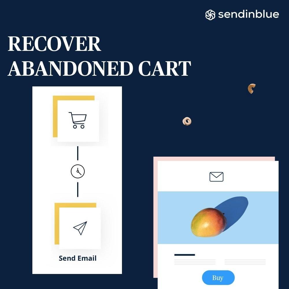 module - Newsletter & SMS - Sendinblue - All-in-one marketing tool - 4