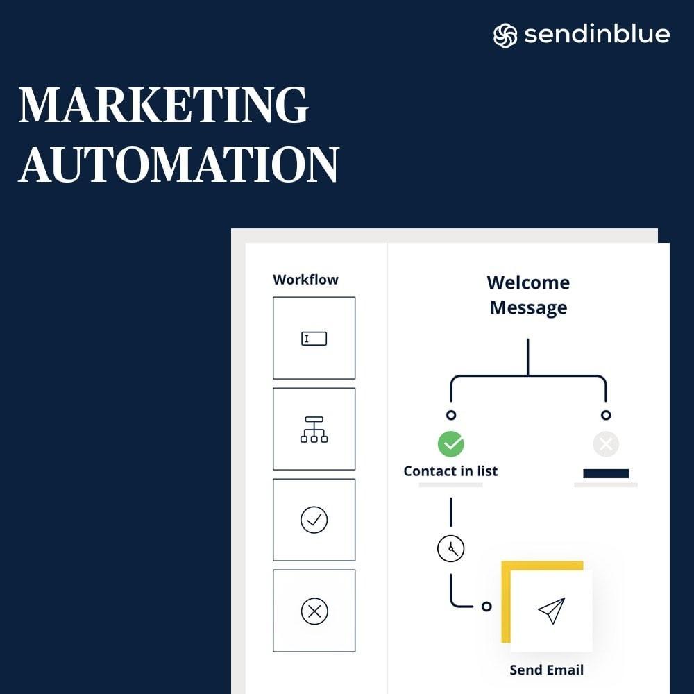 module - Newsletter & SMS - Sendinblue - All-in-one marketing tool - 5