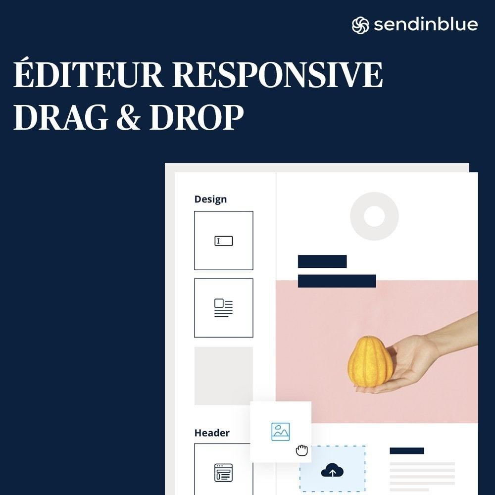 module - Newsletter & SMS - Sendinblue - L'outil marketing tout en un - 3