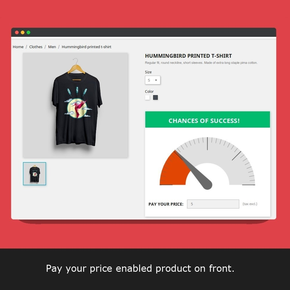 module - Promotions & Marketing - Pay Your Price - Custom Price - 11