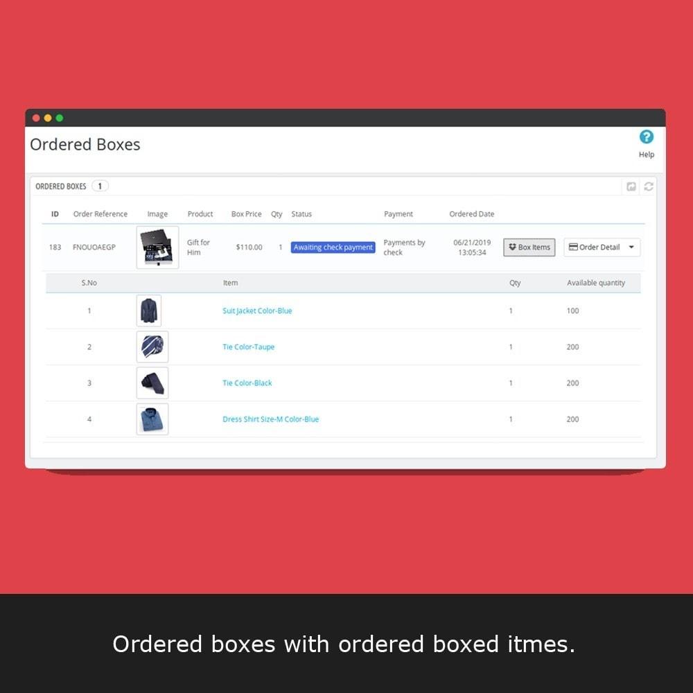 module - Перекрестные продажи и Создание комплектов - Ultimate Product Bundle - Mix and Match - 8