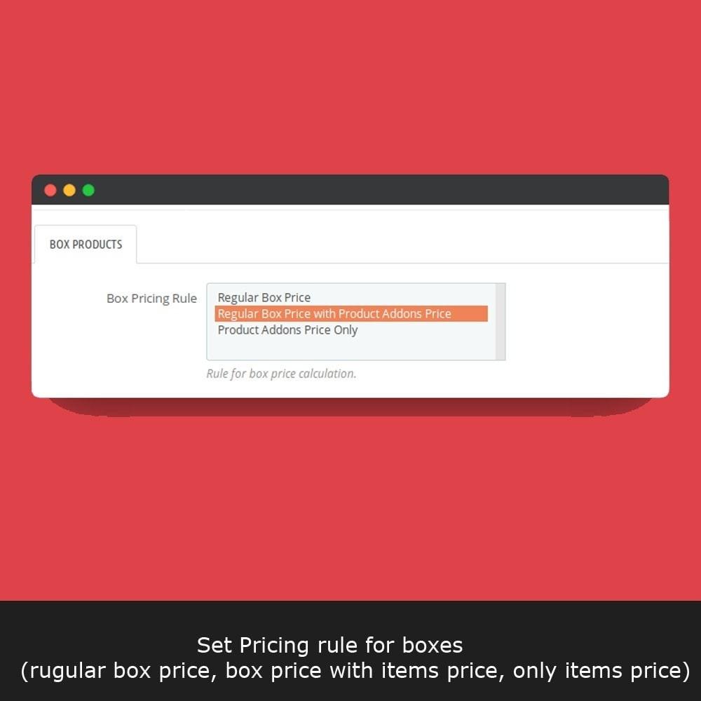 module - Перекрестные продажи и Создание комплектов - Ultimate Product Bundle - Mix and Match - 12