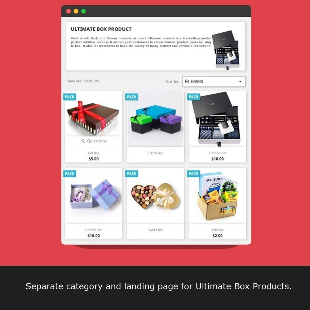 module - Перекрестные продажи и Создание комплектов - Ultimate Product Bundle - Mix and Match - 17