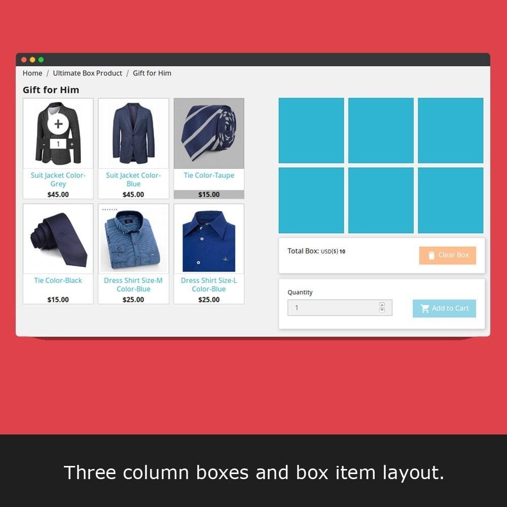 module - Перекрестные продажи и Создание комплектов - Ultimate Product Bundle - Mix and Match - 18