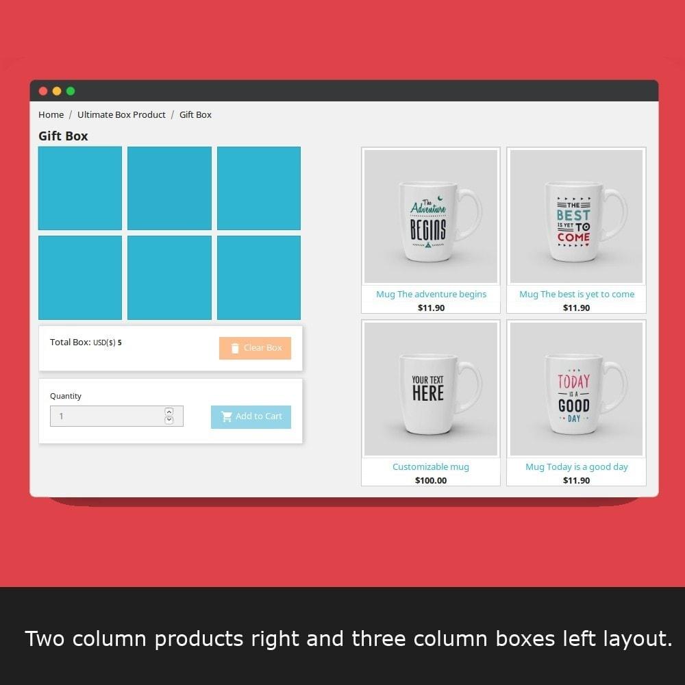module - Перекрестные продажи и Создание комплектов - Ultimate Product Bundle - Mix and Match - 20