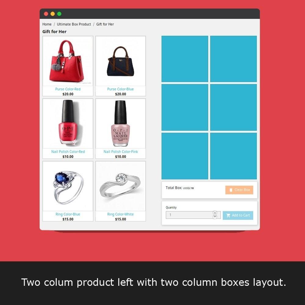 module - Перекрестные продажи и Создание комплектов - Ultimate Product Bundle - Mix and Match - 21