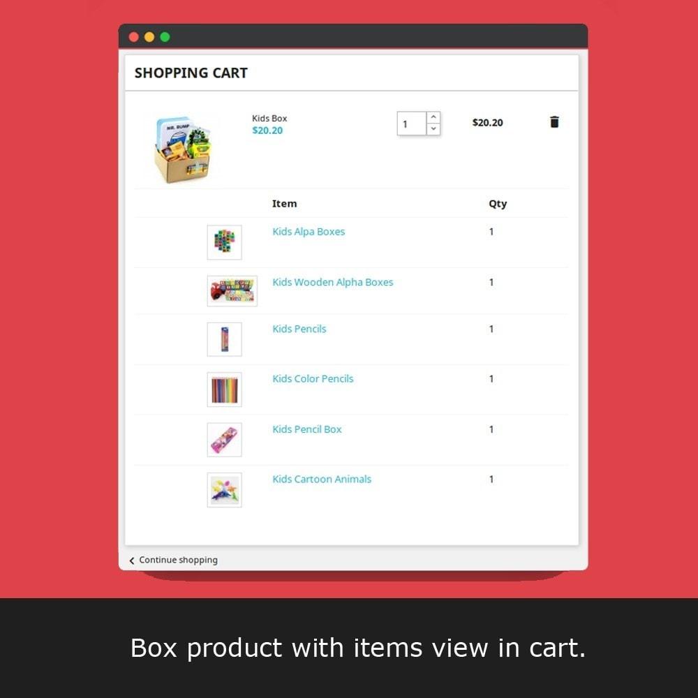 module - Перекрестные продажи и Создание комплектов - Ultimate Product Bundle - Mix and Match - 23