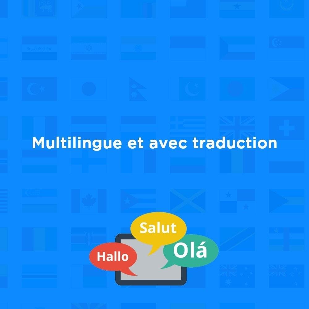 module - Support & Chat Online - Tout-en-Un - Live Chat, WhatsApp, de rappel, Messenger - 13