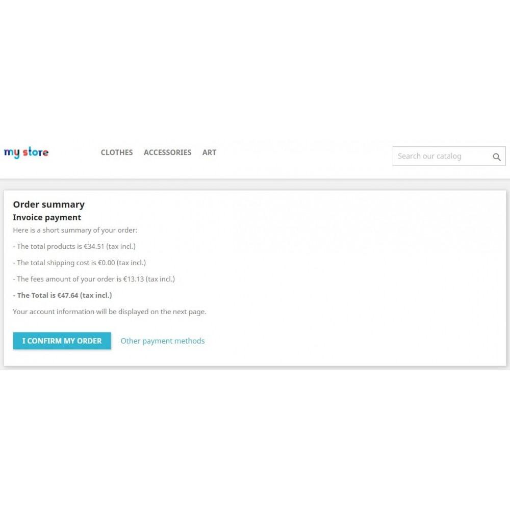 module - Paiement par Facture - Professional Invoice, Billing Payment - Pay by Invoice - 15