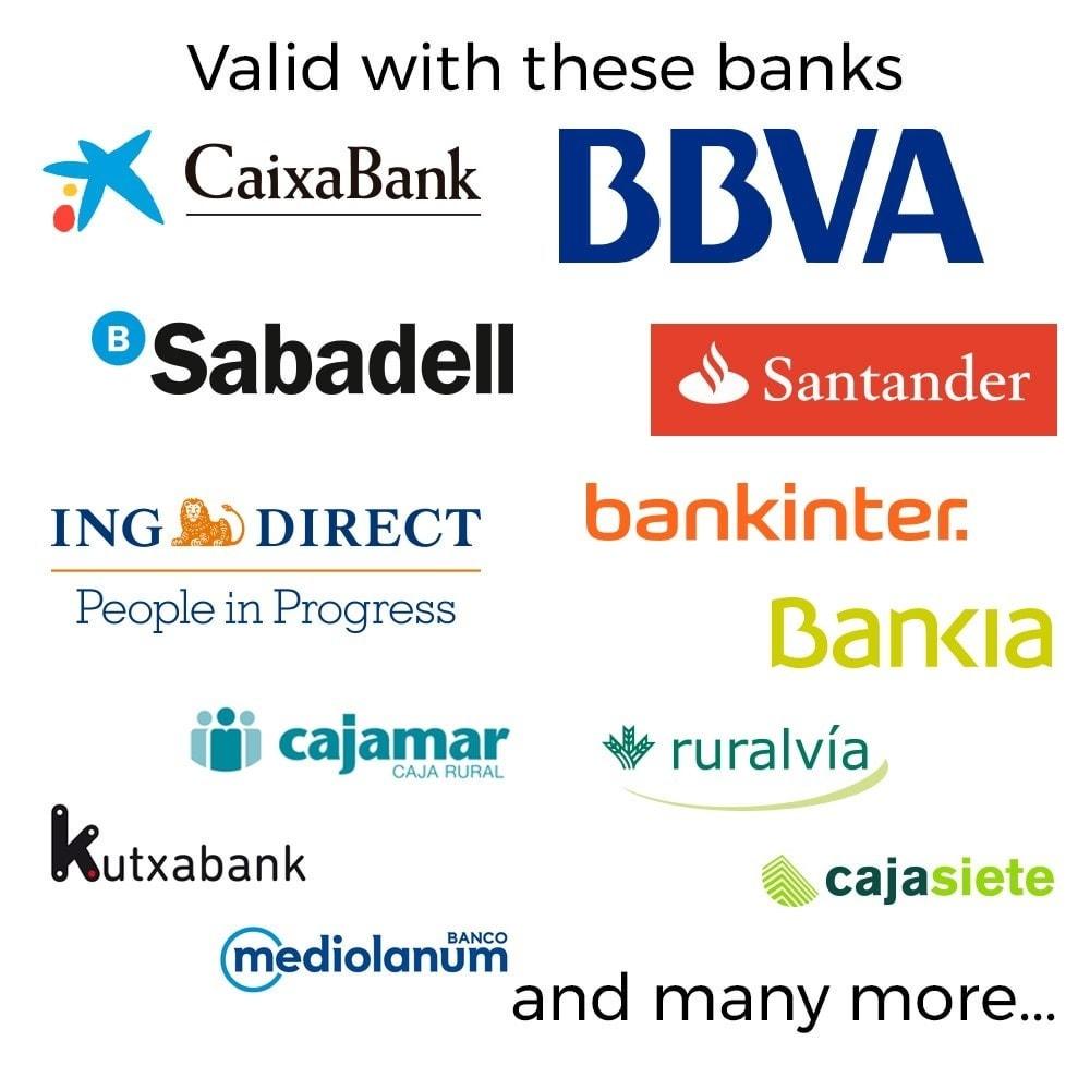 module - Pagamento con Carta di Credito o Wallet - Bizum - Mobile payment (with fees and discounts) - 6