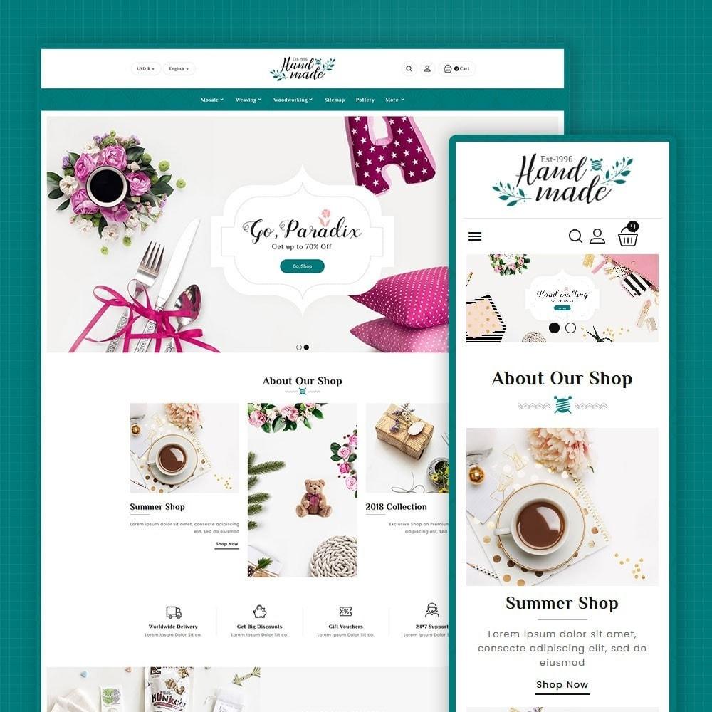 theme - Prezenty, Kwiaty & Uroczystości - Handmade - Gifts & Crafts - 1
