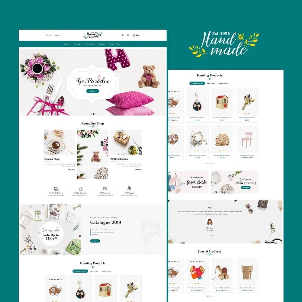 theme - Prezenty, Kwiaty & Uroczystości - Handmade - Gifts & Crafts - 2