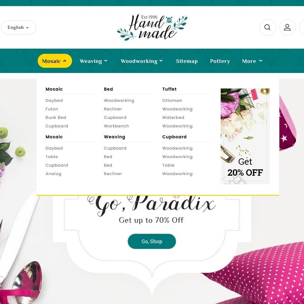 theme - Prezenty, Kwiaty & Uroczystości - Handmade - Gifts & Crafts - 9