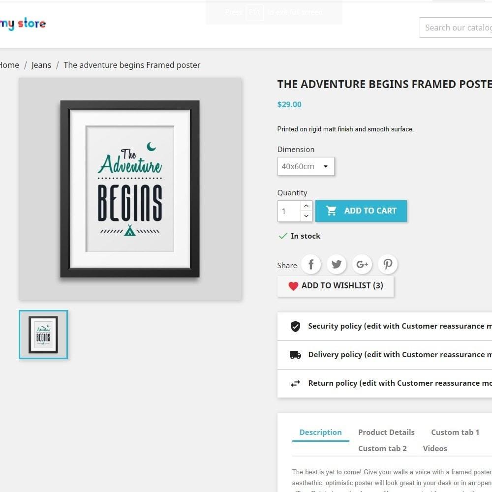 module - Wishlist & Gift Card - Wishlist | Favorites | Buy later - 4