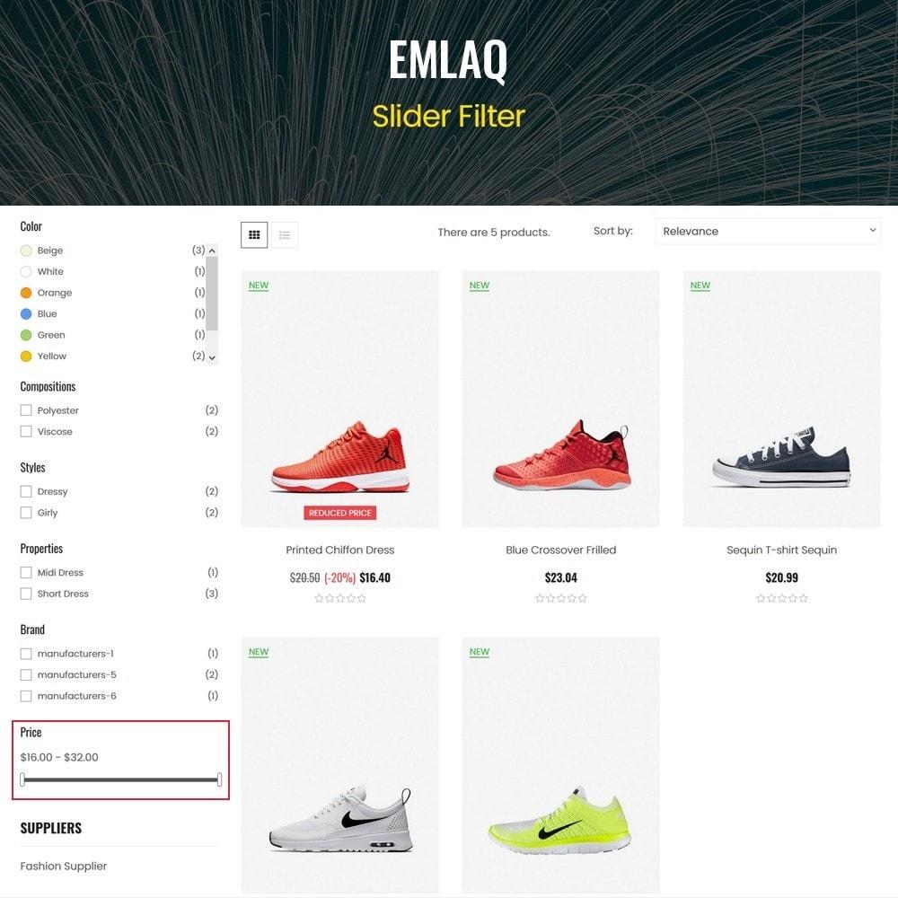 theme - Moda & Calçados - Elaq Fashion Sport Shoes Funiture - 13