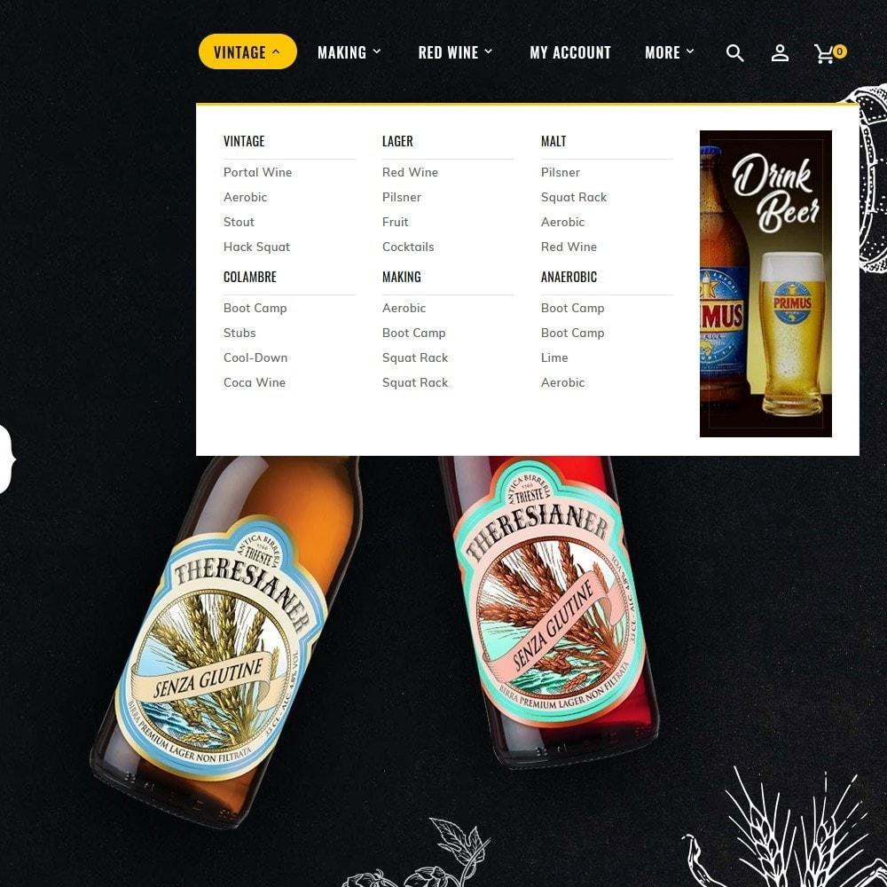 theme - Drink & Tobacco - Brewery - Beer Bar & Pub - 9