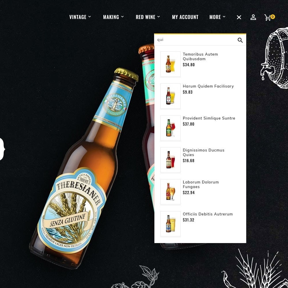 theme - Drink & Tobacco - Brewery - Beer Bar & Pub - 10