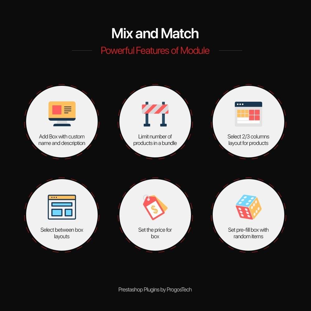 module - Перекрестные продажи и Создание комплектов - Ultimate Product Bundle - Mix and Match - 2
