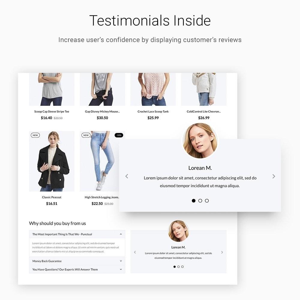 theme - Mode & Schuhe - Charme Fashion Store - 12