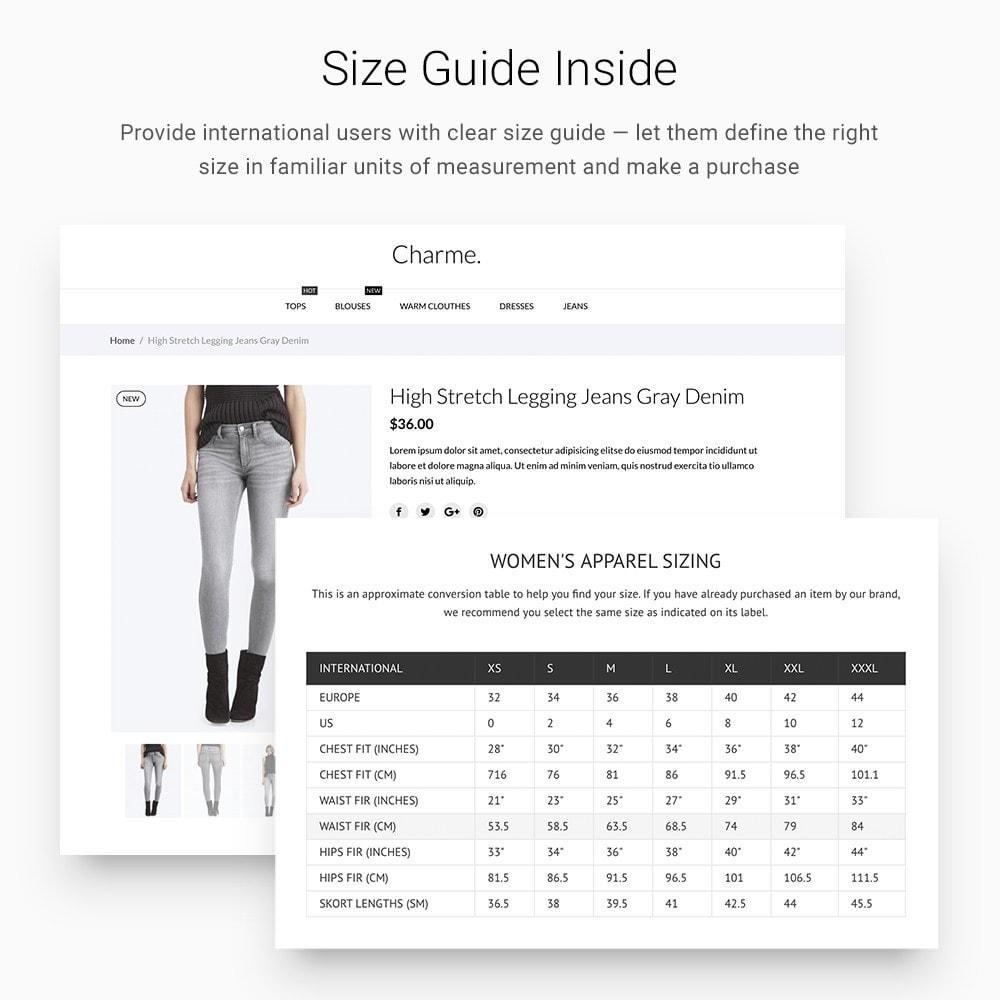 theme - Mode & Schuhe - Charme Fashion Store - 14