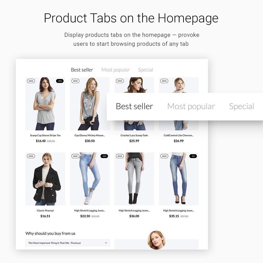theme - Mode & Schuhe - Charme Fashion Store - 17