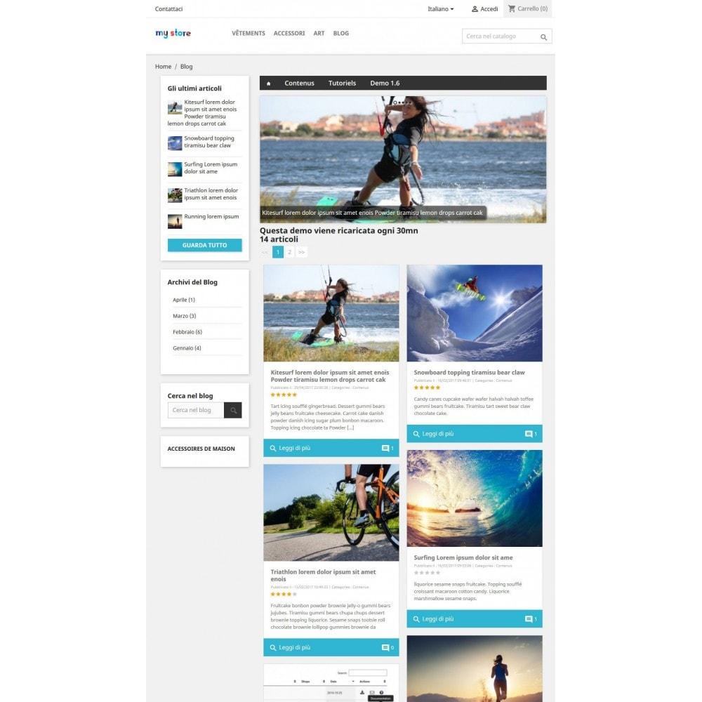 module - Blog, Forum & News - Prestablog: un blog professionale per il tuo negozio - 3