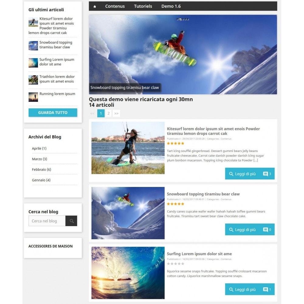 module - Blog, Forum & News - Prestablog: un blog professionale per il tuo negozio - 4