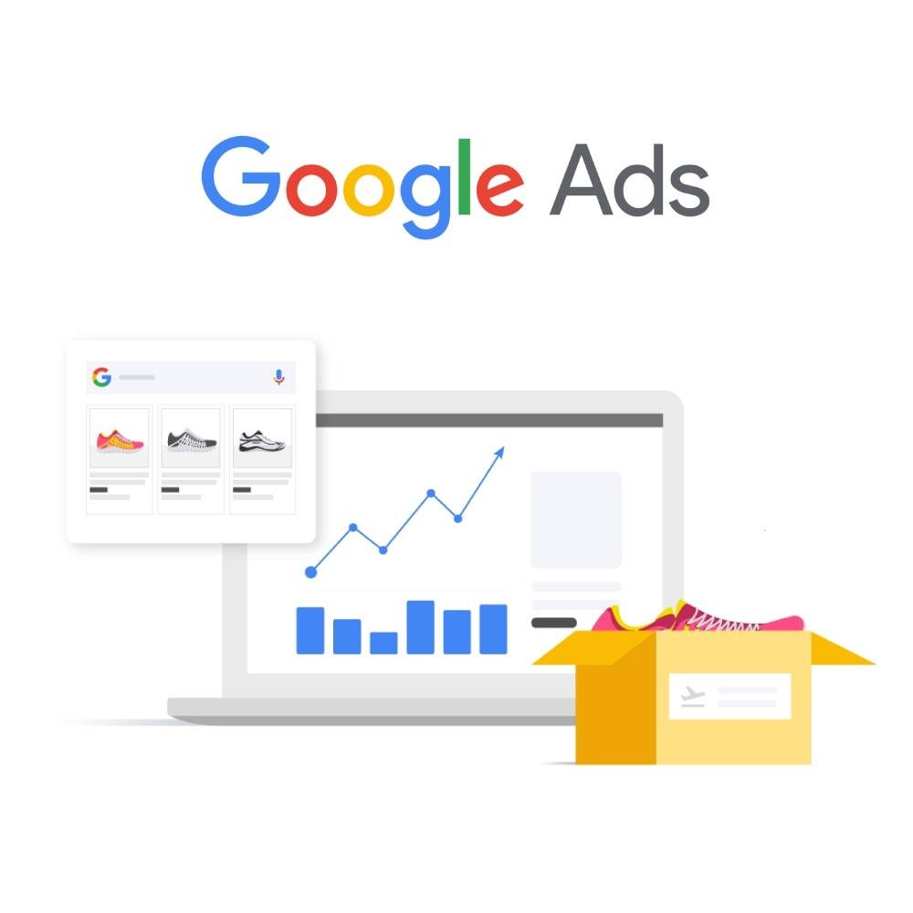module - Płatne pozycjonowanie & Afiliacja - Google Ads - 1