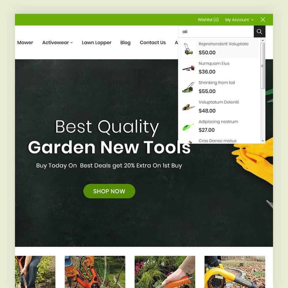 theme - Hogar y Jardín - Gtools Garden Tools Store - 3
