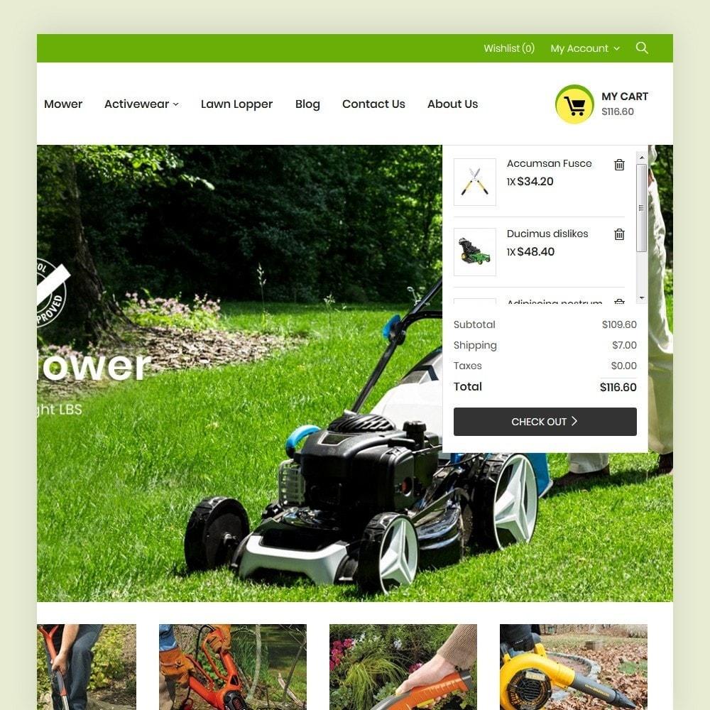 theme - Hogar y Jardín - Gtools Garden Tools Store - 4