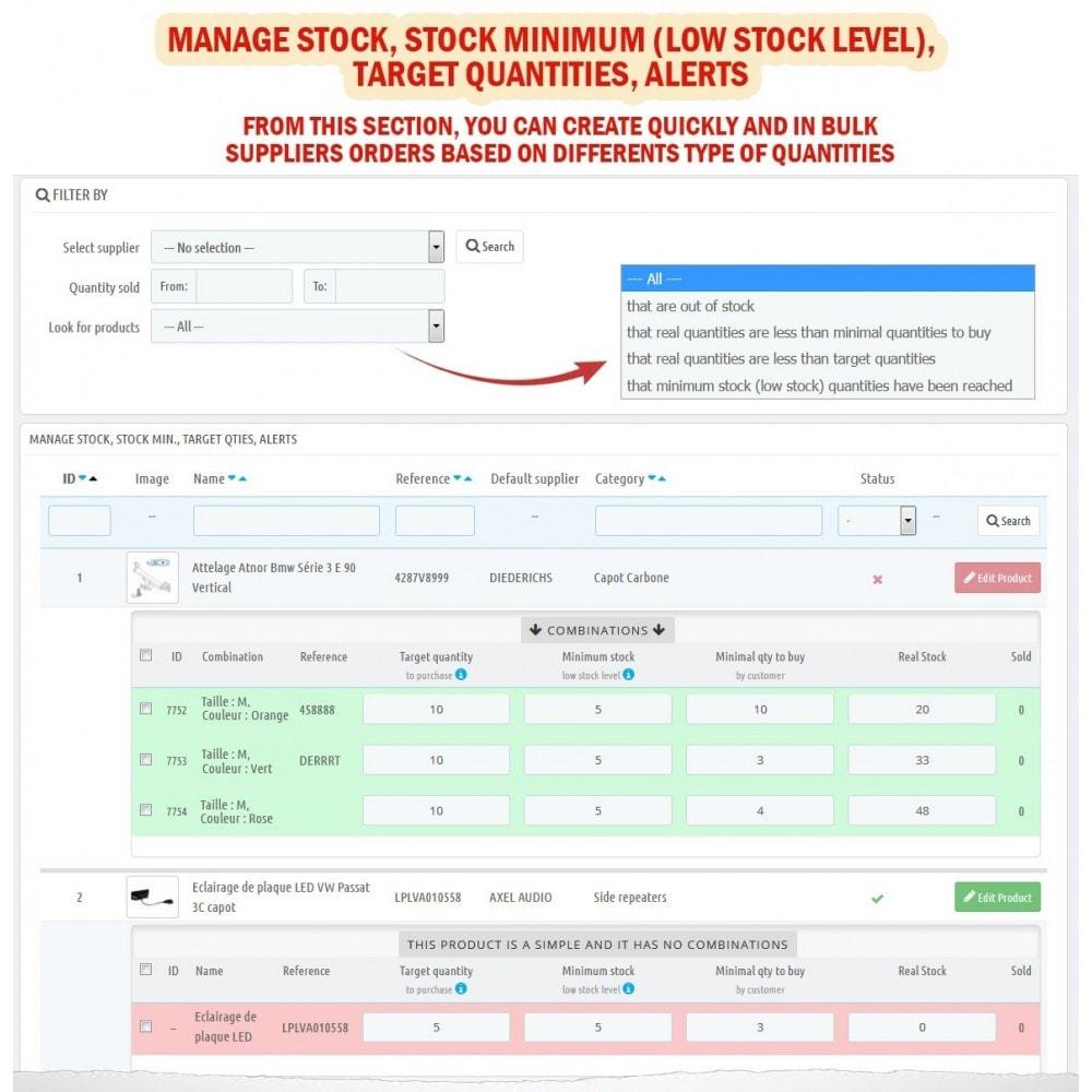 module - Orderbeheer - WK Suppliers Orders Management - 13