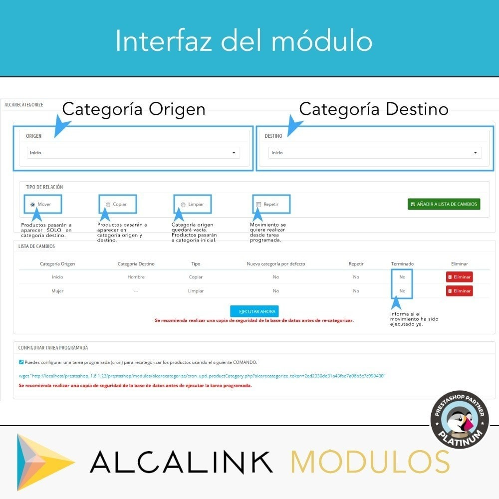 module - Edición Rápida y Masiva - Copia y Mueve Productos Masivamente - Dropshipping - 4