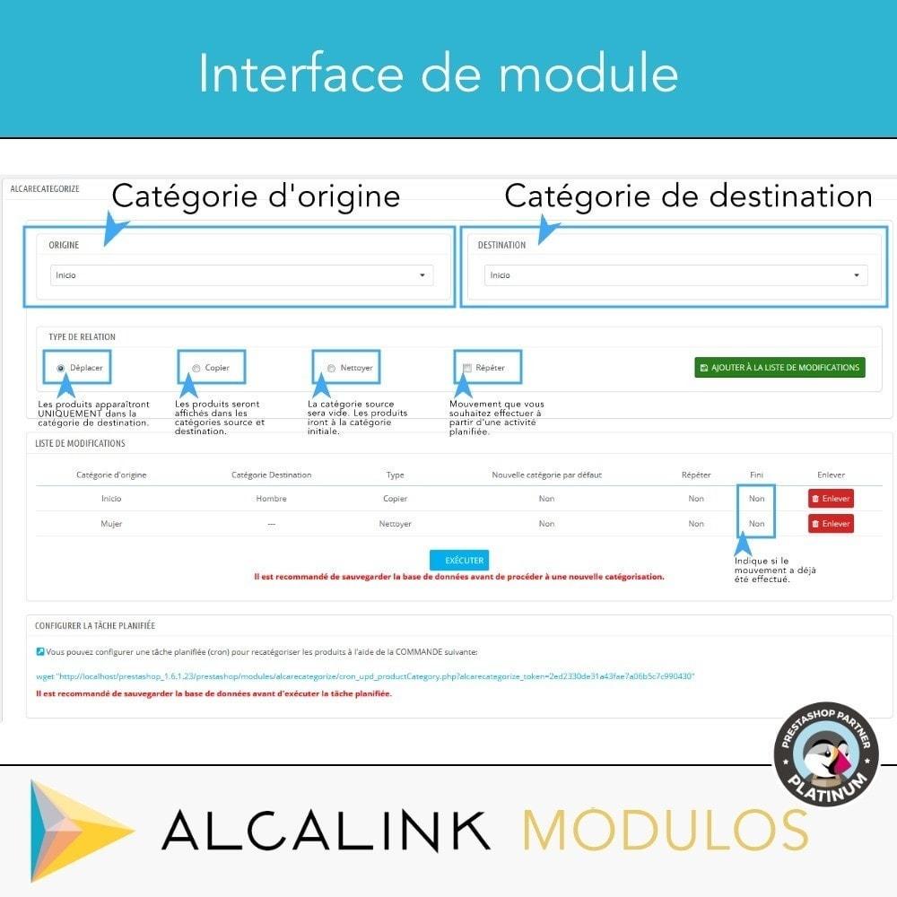 module - Edition rapide & Edition de masse - Copier et Déplacer Massivement Produits - Dropshipping - 4