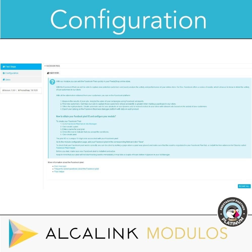 module - Remarketing & Opuszczone koszyki - Pixel - Conversions and Remarketing - 2