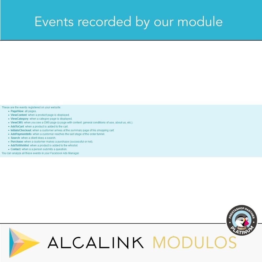 module - Remarketing & Opuszczone koszyki - Pixel - Conversions and Remarketing - 3