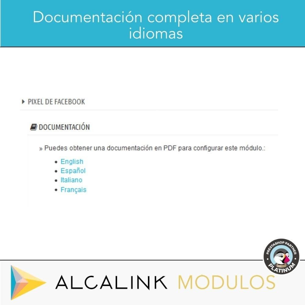 module - Remarketing y Carritos abandonados - Píxel - Conversiones y Remarketing - 6