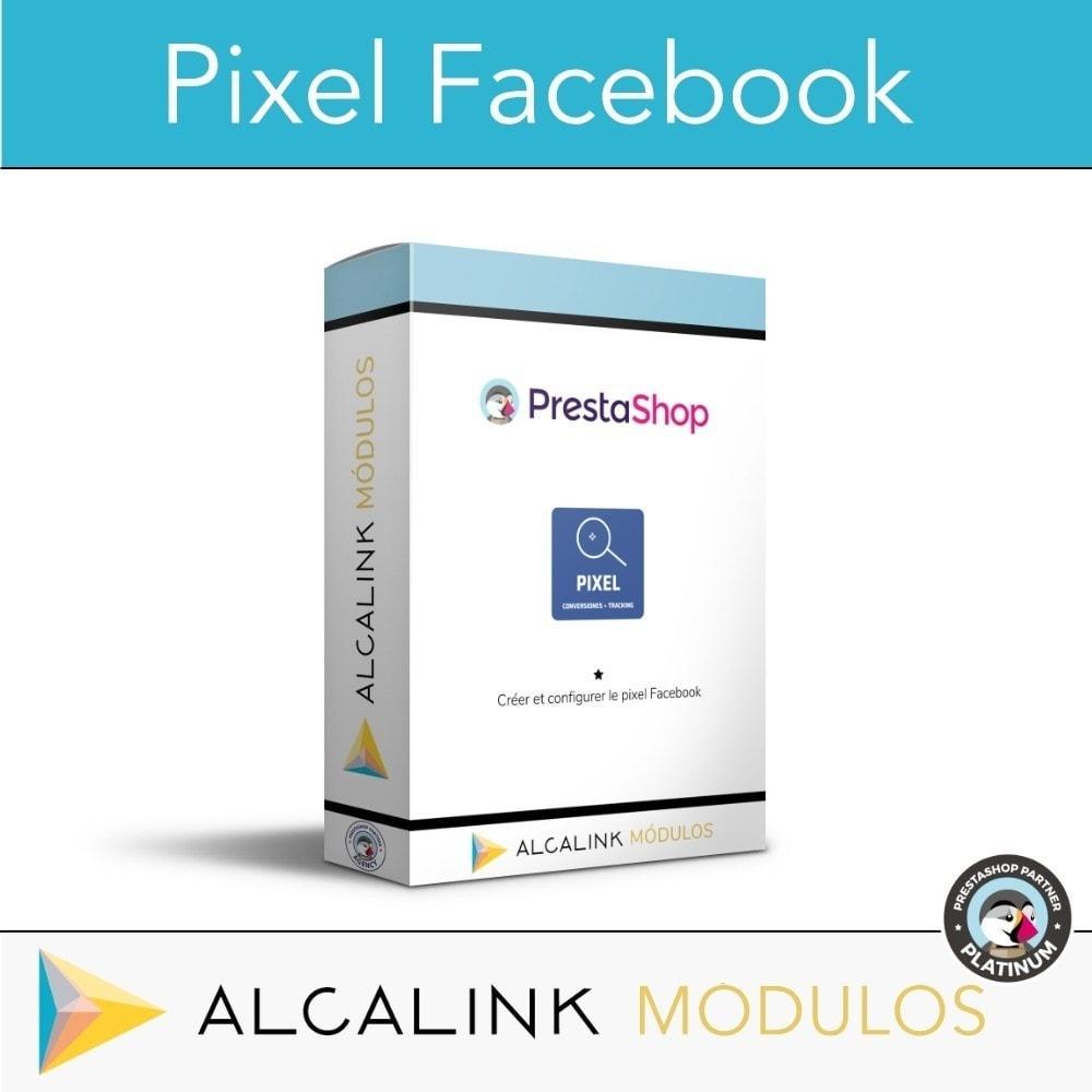 module - Remarketing & Paniers Abandonnés - Pixel - Conversions et Remarketing - 1