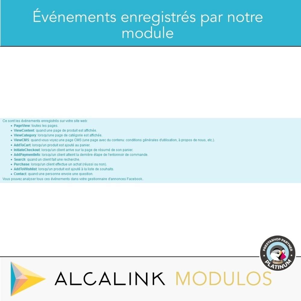 module - Remarketing & Paniers Abandonnés - Pixel - Conversions et Remarketing - 3
