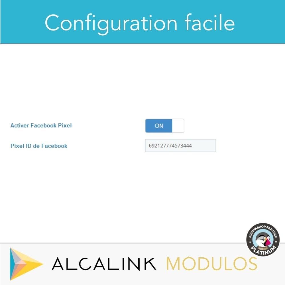 module - Remarketing & Paniers Abandonnés - Pixel - Conversions et Remarketing - 4