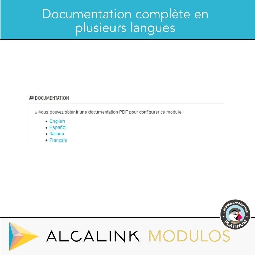 module - Remarketing & Paniers Abandonnés - Pixel - Conversions et Remarketing - 6