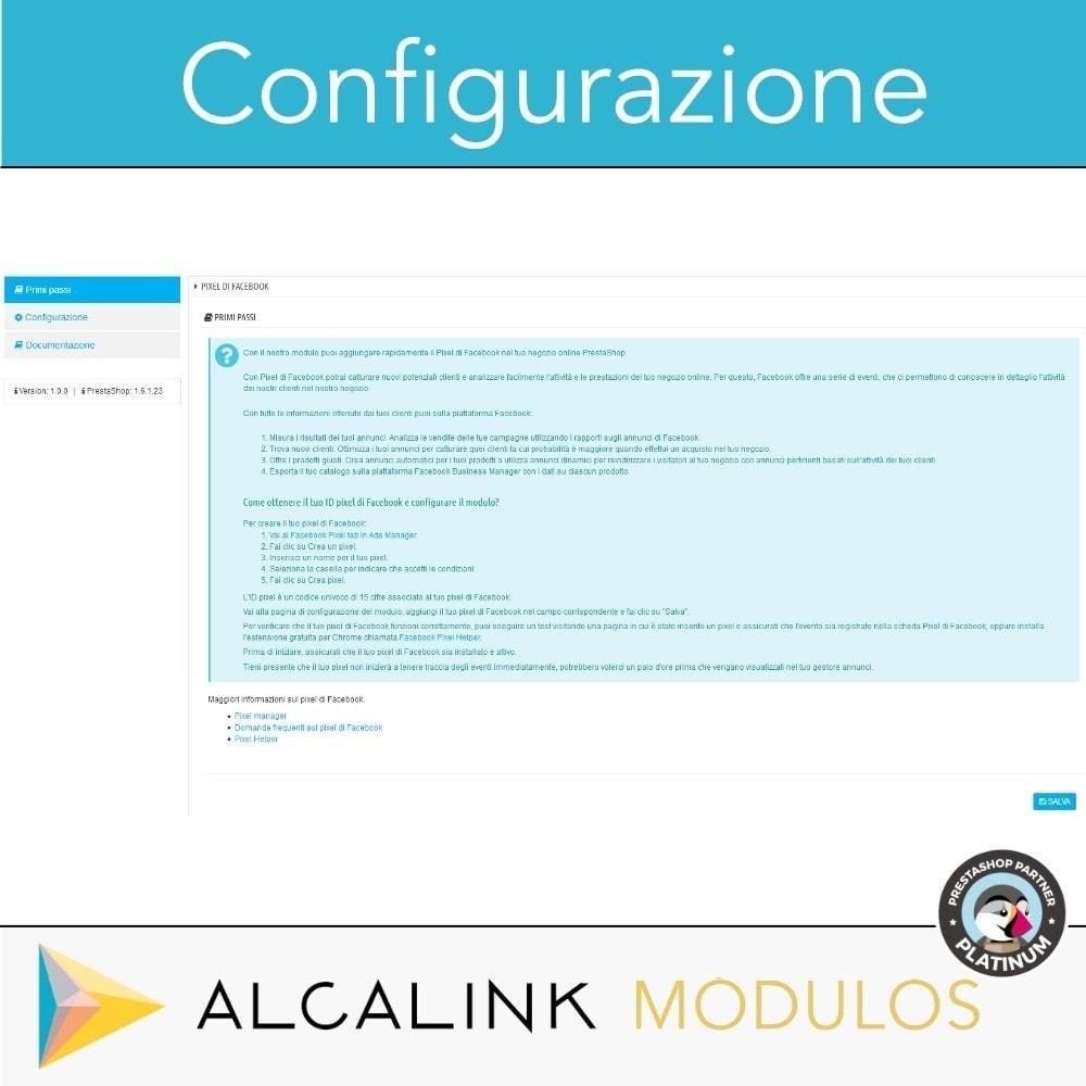 module - Remarketing & Carrelli abbandonati - Pixel - Conversioni e Remarketing - 2