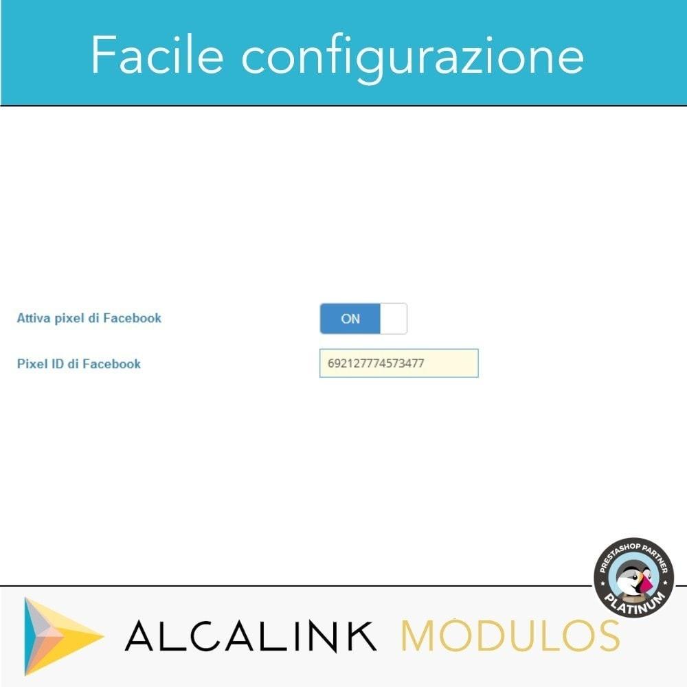 module - Remarketing & Carrelli abbandonati - Pixel - Conversioni e Remarketing - 4