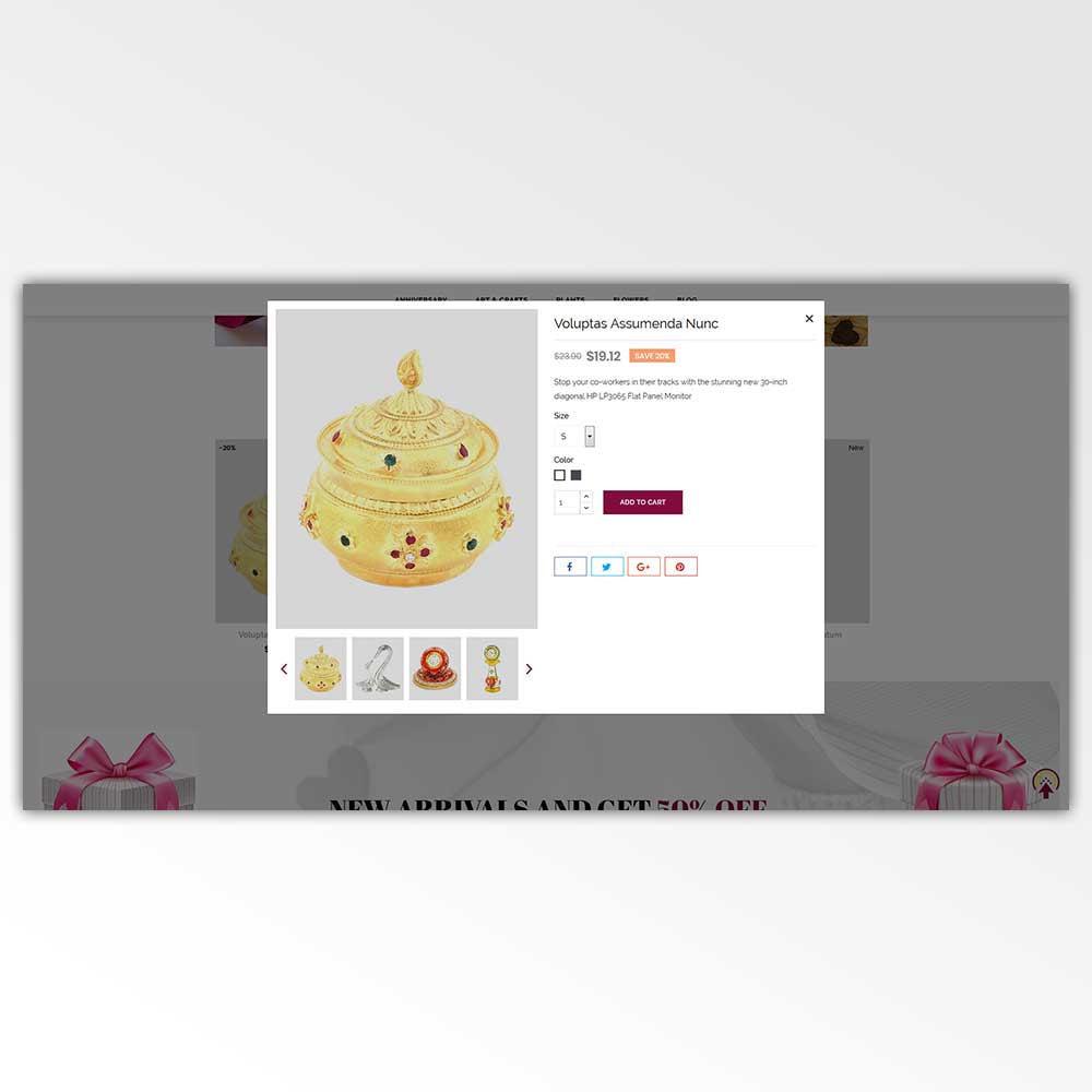 theme - Cadeaus, Bloemen & Gelegenheden - Gift - Store - 6
