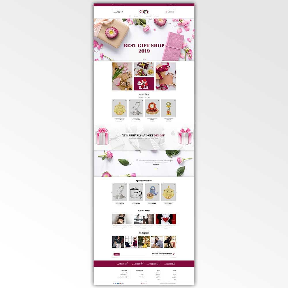 theme - Cadeaus, Bloemen & Gelegenheden - Gift - Store - 10